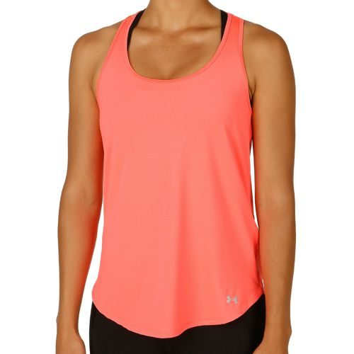 Under Armour Fly By Women - Lightred