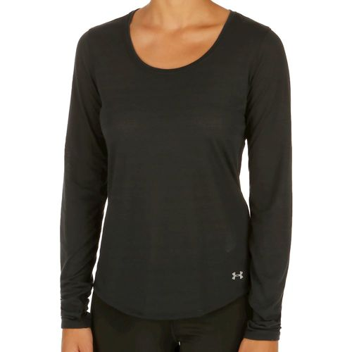 Under Armour Streaker Long Sleeve Women - Black