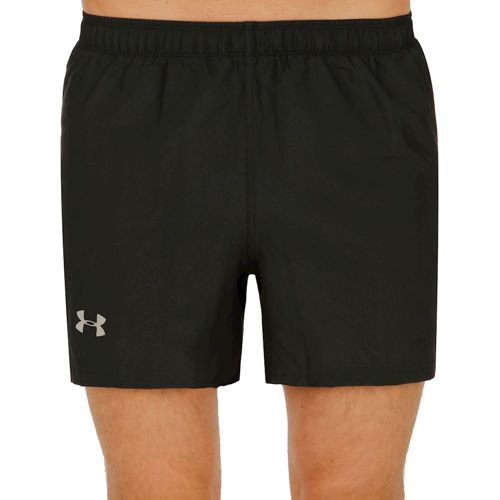 Under Armour Launch 5'' Woven Shorts Men - Black