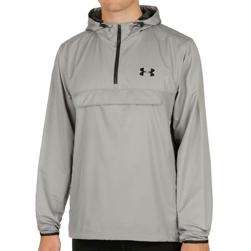Under Armour Sportstyle Anorak Training Jacket Men - Grey, Black