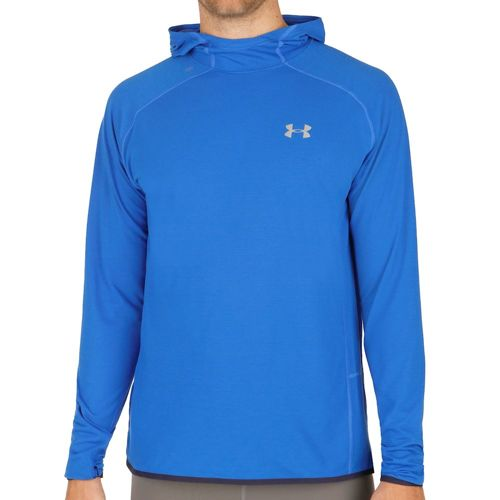 Under Armour Streaker Pull-Over Hoody Men - Blue
