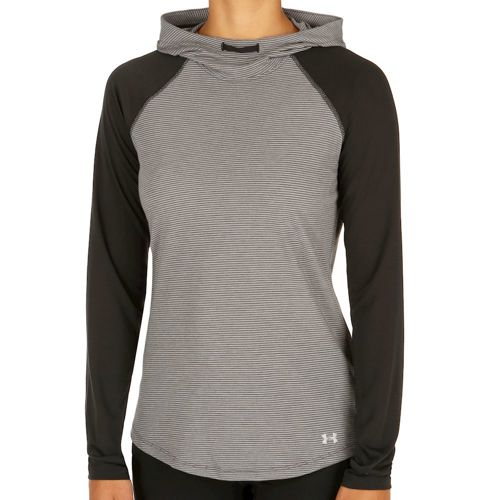 Under Armour Streaker Hoody Women - Black