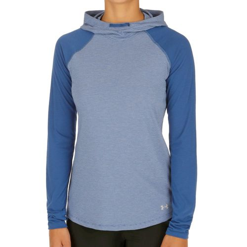 Under Armour Streaker Hoody Women - Dark Blue