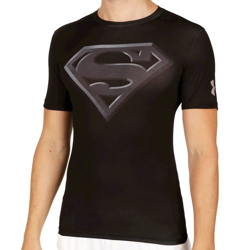 Under Armour Alter Ego Compression T-shirt Men - Black, Silver