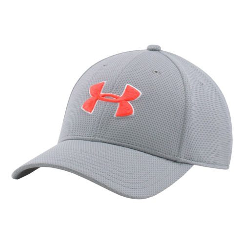 Under Armour Blitzing II Beanie Men - Grey, Orange