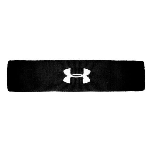 Under Armour Performance Head Band Men - Black, White