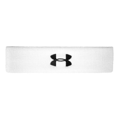 Under Armour Performance Head Band - White, Black