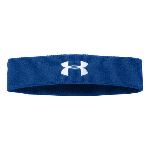 Under Armour Performance Head Band Men - Blue, White
