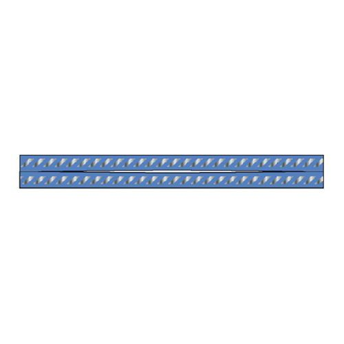 Under Armour Fly Fast Head Band Women - Blue, Silver