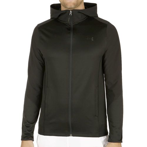 Under Armour Coldgear Infared Raid Fitted Fullzip Training Jacket Men - Black