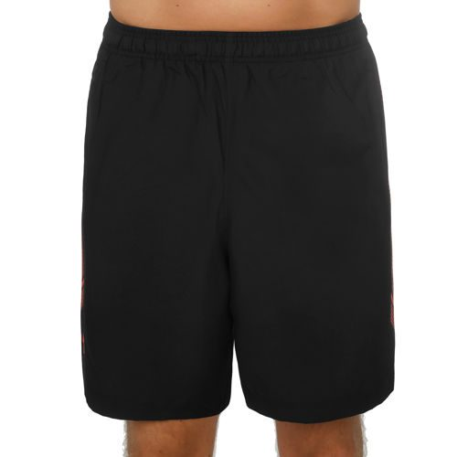 Under Armour Woven Graphic Shorts Men - Black, Red
