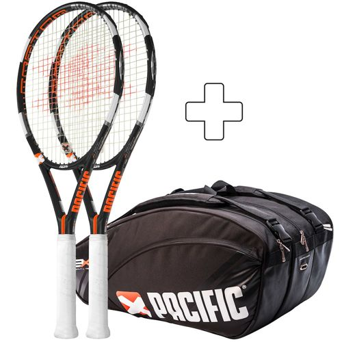 Pacific 2 X Raptor Plus Tennis Bag