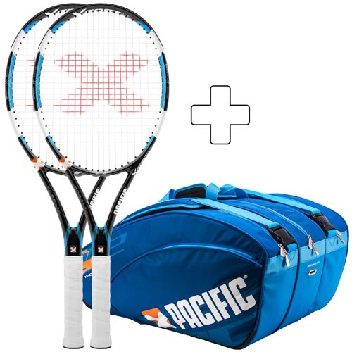 Pacific 2 X BX2 X Fast LT Plus Tennis Bag