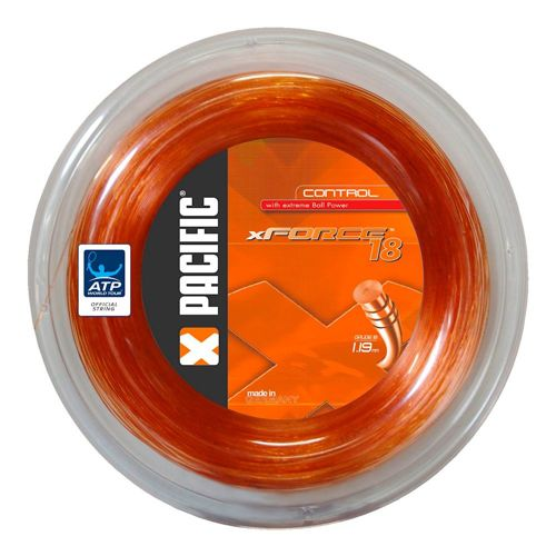 Pacific X Force String Reel 220m - Multicoloured, Orange