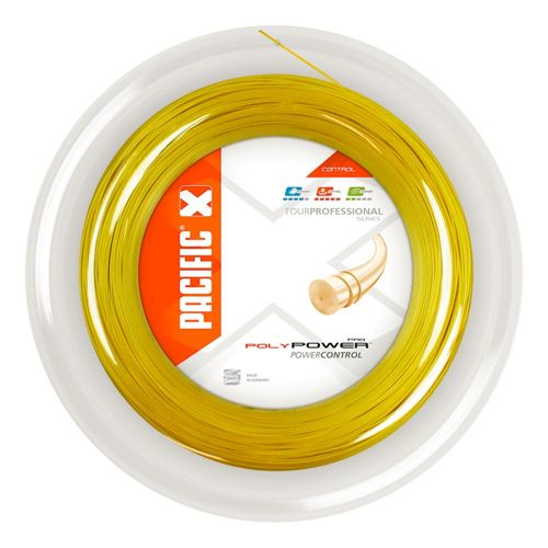 Pacific Poly Power Pro String Reel 200m - Yellow