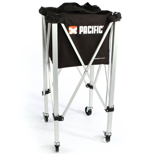 Pacific X Ball Cart - Silver, Black