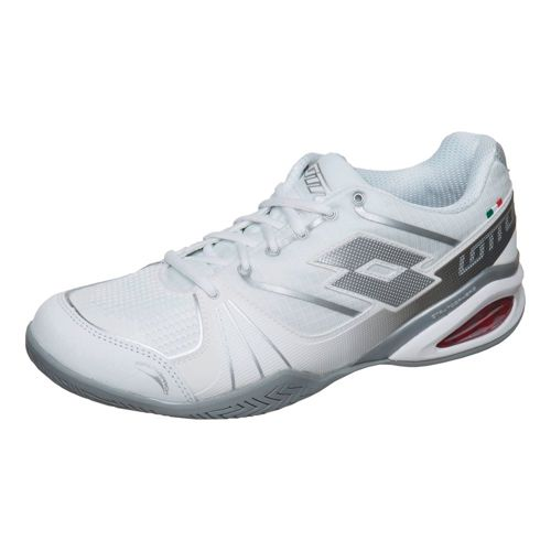 Lotto David Ferrer Stratosphere Speed All Court Shoe Men - White