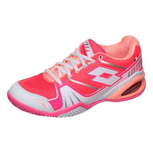 Lotto Stratosphere Clay Clay Court Shoe Women - Pink, Pink