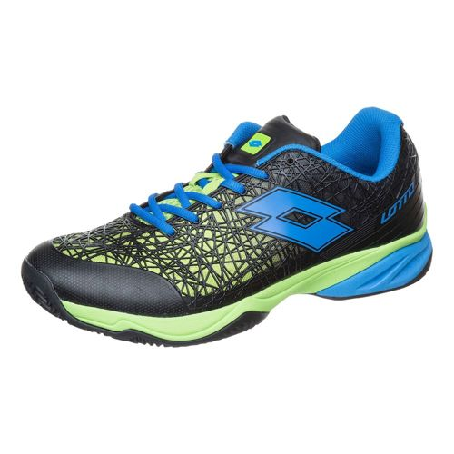Lotto Viper Ultra II Clay Clay Court Shoe Men - Black, Neon Green
