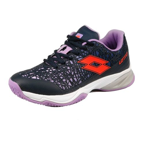 Lotto Viper Ultra II Clay Clay Court Shoe Women - Dark Blue, Violet
