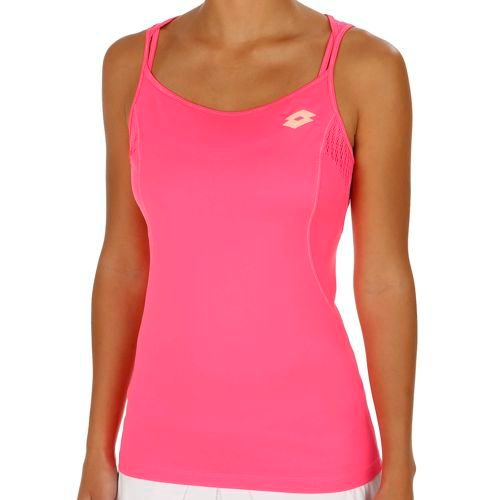 Lotto Nixia II Tank Top Women - Pink