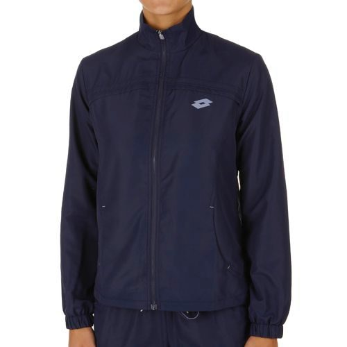 Lotto Twice Jacket Reversible Women - Dark Blue, Light Blue