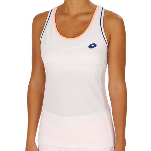 Lotto Shela II Tank Top Women - White