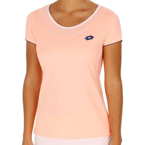 Lotto Shela II Tank Top Women - Coral