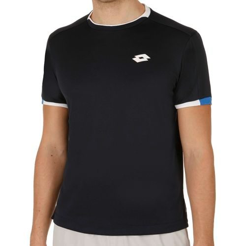 Lotto Aydex II T-Shirt Men - Dark Blue