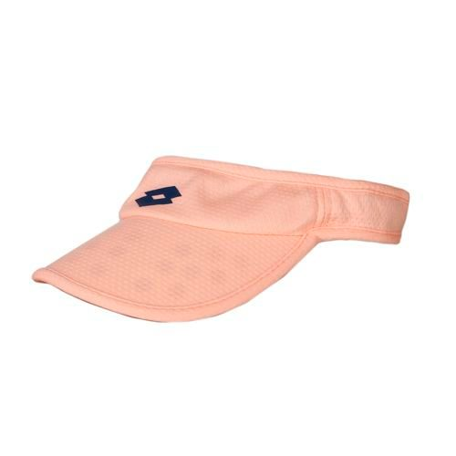 Lotto Ace II Visor Women - Coral
