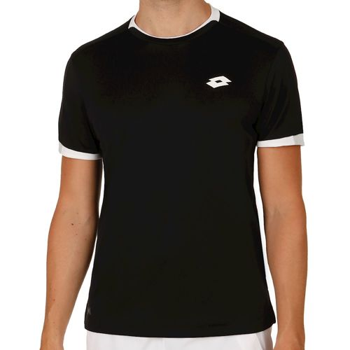 Lotto Aydex II T-Shirt Men - Black