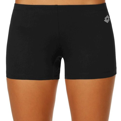 Lotto Ace Ball Shorts Women - Black