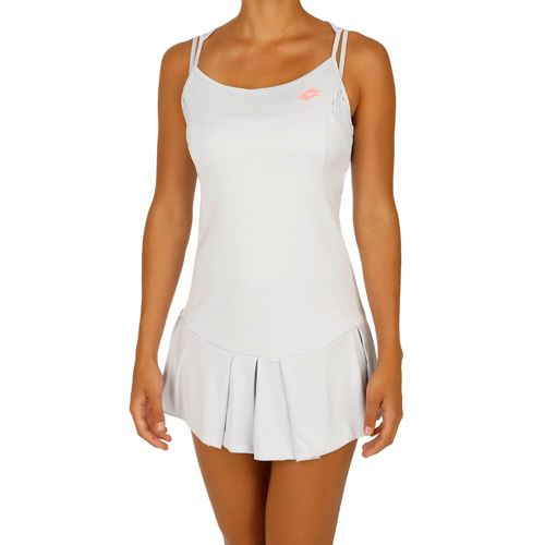 Lotto Nixia II Dress Women - White