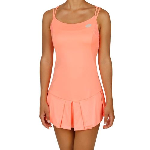 Lotto Nixia II Agnieszka Radwanska Dress Women - Coral