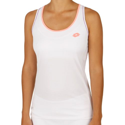 Lotto Shela II Top Women - White