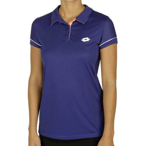 Lotto Shela II Polo Women - Dark Blue