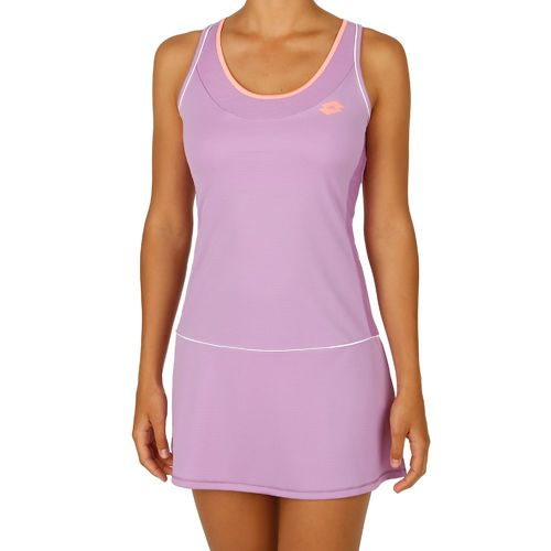 Lotto Shela II Dress Women - Violet
