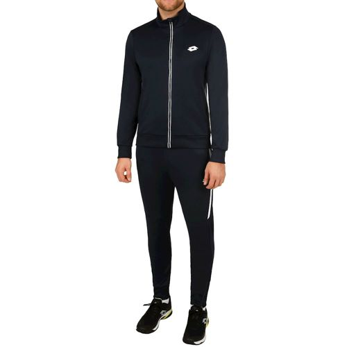 Lotto Aydex IV Tracksuit Men - Dark Blue, White