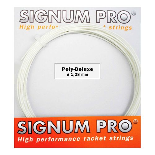 Signum Pro Poly Deluxe Perlmutt String Set 12m