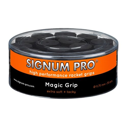 Signum Pro Magic Grip 30 Pack - Black
