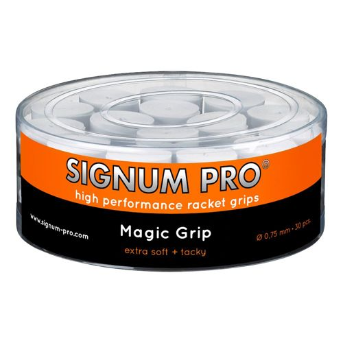 Signum Pro Magic Grip 30 Pack - White