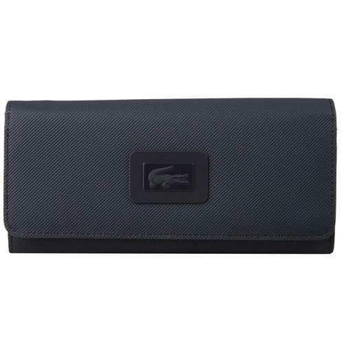 Lacoste All In One Wallet - Dark Blue