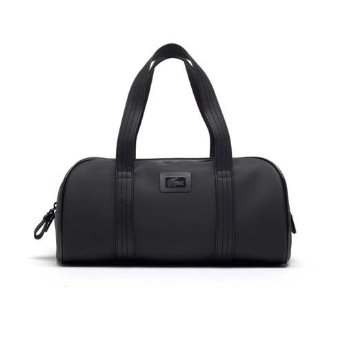 Lacoste Medium Bowling Bag Medium - Black
