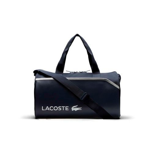 Lacoste Roll Bag Sports Bag - Blue, White