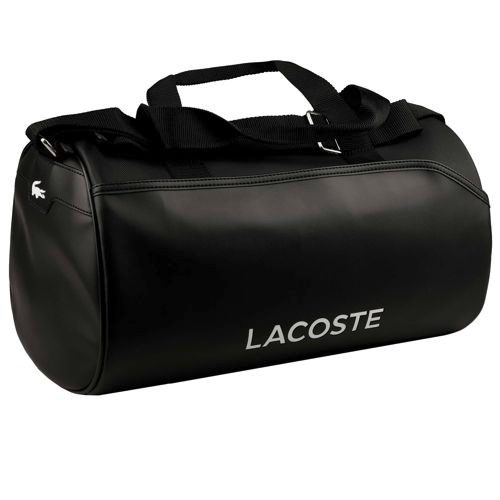 Lacoste Roll Bag Sports Bag - Black