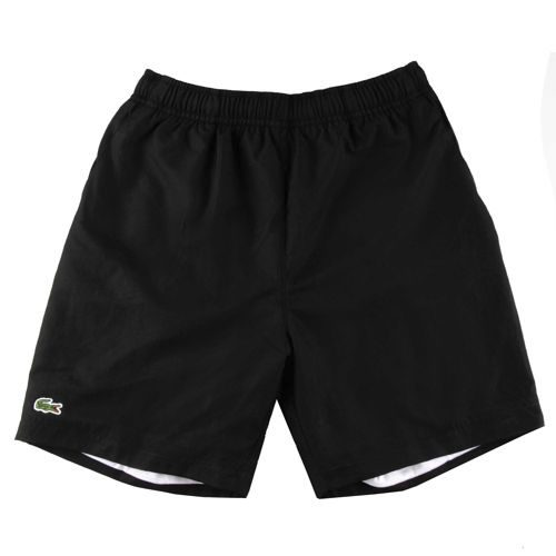 Lacoste Performance Shorts Boys - Black