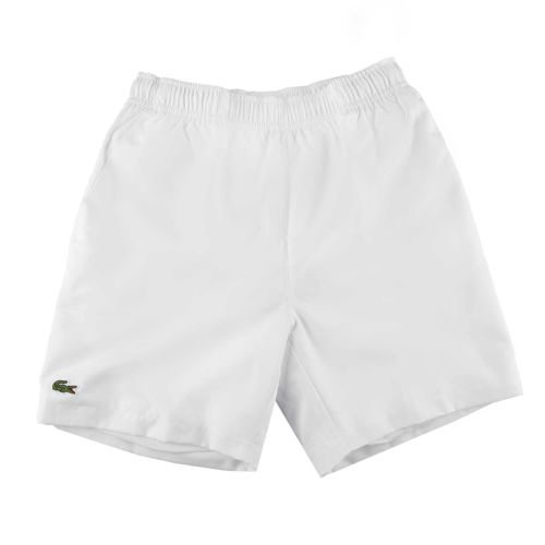 Lacoste Performance Shorts Boys - White