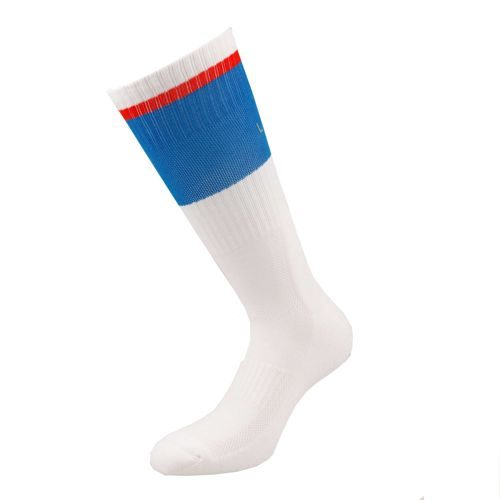 Lacoste Performance Tennis Socks 1 Pack - White, Blue