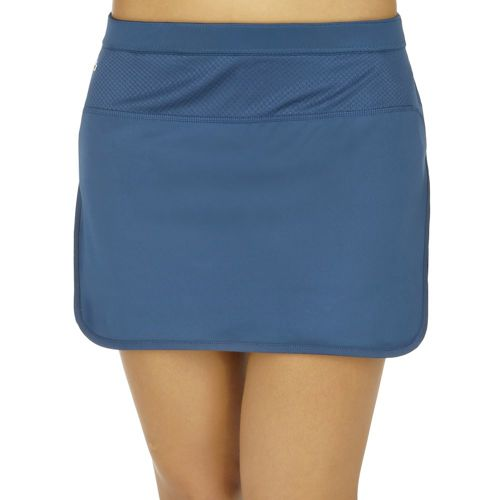 Lacoste Skirt Women - Petrol, Orange