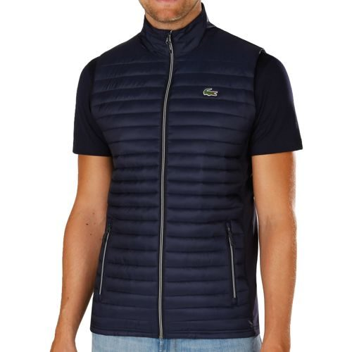 Lacoste Vest Men - Dark Blue